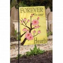 Flag-Garden-Forever In Our Hearts (Bereavement)