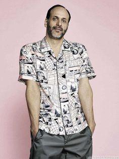 Luca Guadagdino para Vanity Fair Italia por Driu & Tiago - Male Fashion Trends