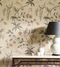 Chambalon Wallpaper by Zoffany   Jane Clayton