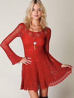 Fabulous Little Red Dress