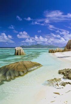 Anse Source d'Argent, Seychelles: