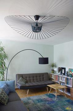 Suspension Vertigo design Constance Guisset pour Petite Friture || Intérieur Turbulences Déco