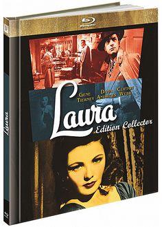 Test du Blu-ray de LAURA (1944) d'Otto Preminger avec Gene Tierney, Dana Andrews, Clifton Webb et Vincent Price : http://www.dvdfr.com/dvd/c155988-laura-le-test-complet-du-blu-ray.html