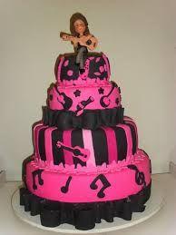 Resultado de imagem para bolo de 15 rosa