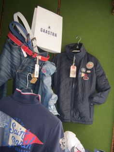 GAASTRA COLLECTION SAILING FASHION  JACKET JEANS POLO