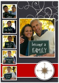 blended family photo ideas - Google Search
