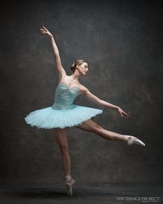 NYC Dance Project: Devon Teuscher