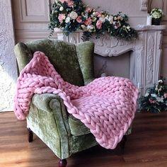 wolle umarmungen err ten rosa grobstrick strick decke arm stricken decke gro e gestrickte. Black Bedroom Furniture Sets. Home Design Ideas