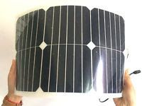 Panou solar flexibil 20w 18V | | solare-fotovoltaice ieftine