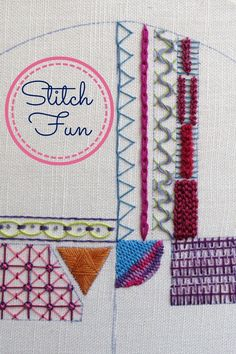 Join in each week and learn a new stitch whilst creating a wonderful sampler as a reference piece | free hand embroidery patterns | Hand embroidery stitch tutorials, step by step for basic stitches and the more advanced | hand embroidery stitches  | beginner hand embroidery | hand embroidery tutorials | Hand Embroidery Designs | hand embroidery techniques  | needlework stitches | needlework stitches tutorials | needlework stitches simple | free embroidery stitch sampler Diy Embroidery Shirt, Hand Embroidery Projects, Embroidery Stitches Tutorial, Hand Embroidery Flowers, Embroidery Sampler, Embroidery Hoop Art, Hand Embroidery Patterns, Embroidery Techniques, Needlework