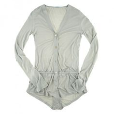 Buy Eberjey luxury lingerie - Eberjey Jessie's Girl Long Sleeve Teddy | Journelle Fine Lingerie
