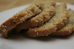 The Best Gluten-Free Grain-Free Sandwich Bread in History of Man from Life As A Plate. A Bountiful Bread Basket: Top 20 Gluten-Free Bread Recipes Gluten Free Grains, Foods With Gluten, Gluten Free Baking, Sans Gluten, Gluten Free Recipes, Low Carb Recipes, Dairy Free, Diabetic Recipes, Lean Recipes