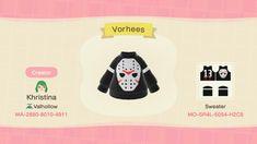 Custom Designs - Animal Crossing: New Horizons Animal Crossing Memes, Animal Crossing Villagers, Animal Crossing Qr Codes Clothes, Scary Animals, Motifs Animal, Post Animal, Island Design, Black Animals, New Leaf