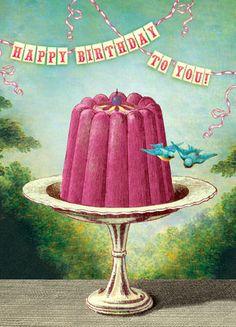Cartolina Card - Happy Birthday To You!