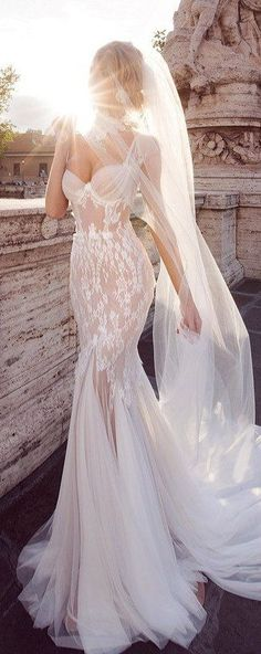 Wedding Dress - Belle The Magazine Shop - Selesta by Rara Avis #weddingdress #bridalgown #weddings