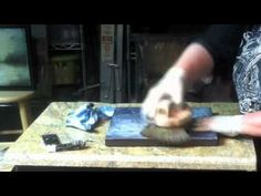 Encaustic Painting, Paula Blackwell - YouTube------encaustic and oilpaint