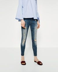 JEAN SKINNY TAILLE NORMALE