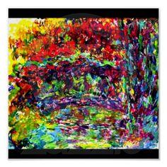 Poster-Classic/Vintage-Claude Monet 26