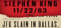 22/11/63 mini série du roman éponyme de Stephen King en images et vidéos ~ Le Bouquinovore