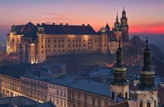 Cracow, Wawel Castle Need help planning your trip? Looking for cheap flights, hotels deals or maybe need some travel recommendations? We've got them all! Visit www.wandertrvl.com for more information.