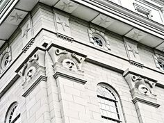 Nauvoo Illinois LDS temple detail    Find more LDS inspiration at: www.MormonLink.com