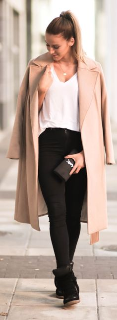 Skopljak New Camel Coat Fall Inspo