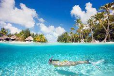 Esportes náuticos são, sem dúvida, as principais atividades da ilha. Muitos hotéis oferecem passeios... - Shutterstock