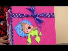 Como Hacer una Caja en Carton Corrugado - Hogar Tv  por Juan Gonzalo Angel - YouTube Lunch Box, Youtube, Frame, Cards, Diy, Handmade, Ideas, Craft Ideas, Amor