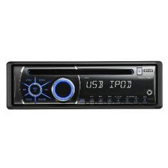 Clarion CZ300 In-Dash CD / MP3 / WMA / AAC Receiver with USB Review