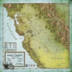 Post Apocalyptic California - Khanate of Monterey