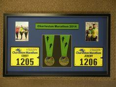 Their first marathon, way to go!!