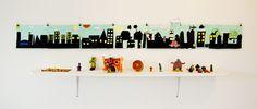 Exposición sobre la Escuela de Arte para Niños y Jóvenes, por Jorge Raedó en La Tierra y otras escuelas / FronteraD
