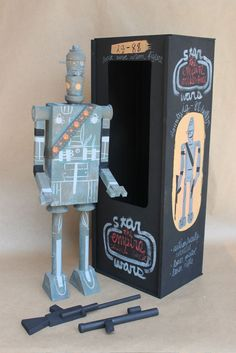 Super Punch: Two more Star Wars figures by Amanda Visell