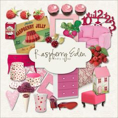 Raspberry Eden