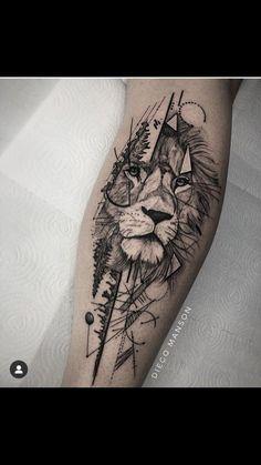 Lion Head Tattoos, Mens Lion Tattoo, Forearm Tattoos, Cute Tattoos, Body Art Tattoos, Small Tattoos, Beautiful Tattoos, Lion Tattoo Sleeves, Wolf Tattoo Sleeve