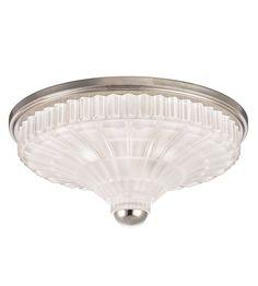 53b577d48a0 Hudson Valley 2516-PN Paris 3 Light 17 inch Polished Nickel Flush Mount  Ceiling Light