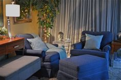 Our comfortable reading space for intuitive psychic readings here at Elementsandinsights.ca. Reading also available via Skype/phone.