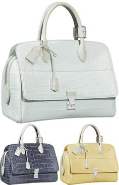 Crocodile Old Speedy Louis Vuitton Spring Summer 2012 Bag Names and Prices ae8e9ad8939