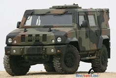 Iveco LMV isn't a standard road vehicle – it is a war machine made for defence armies; this vehicle is fearsome and gives a unique experience like no other; read all about it here.