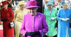 Queen Elizabeth II the fashion icon