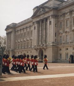Noise Insults my Intelligence  (Thoughts at Buckingham Palace)