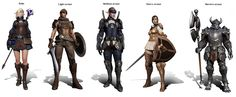 Bless – New article focuses on armour and costume designs philosophy