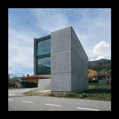 Casa Grossi, Monte Carasso, Suiza