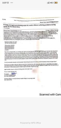 D Patel Lok Samvad President Gandhinagar Gujarat (@DPatel3666) / Twitter Certificate, Presidents, Twitter