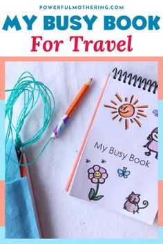 Looking fun kid activities to keep your little ones busy during road trips? This busy book for travel is the perfect solution for you! Check out this blog for more on how to make this busy book for kids! Perfect for long trips for your kids to stay yet occupied, this busy book of cool projects will do just the trick! It's super easy to prepare too! #DIYbusybook #travellingwithkids #kidactivities Easy Arts And Crafts, Fun Diy Crafts, Easy Crafts For Kids, Cool Diy Projects, Toddler Preschool, Toddler Crafts, Craft Instructions For Kids, Diy Busy Books, Festive Crafts