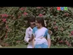 Vijaykanth and sasikala song from Kothapeta Rowdy tollywood movie (+play...