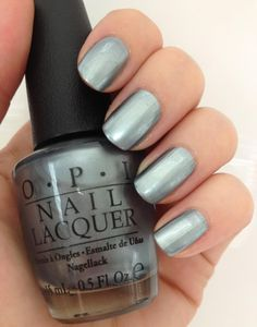 OPI polish in Moonraker, part of the 007 collection coming out this fall.