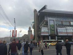 Площадь Европы. Москва. Europe Square. Moscow.
