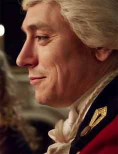 Major John Andre (and his classic self satisfied smirk).