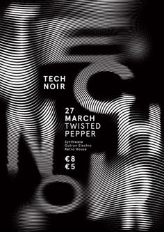 Typographic poster design by Ronan Kelly Graphisches Design, Cover Design, Layout Design, Icon Design, Design Tech, Design Trends, Interior Design, Pattern Design, Typo Poster